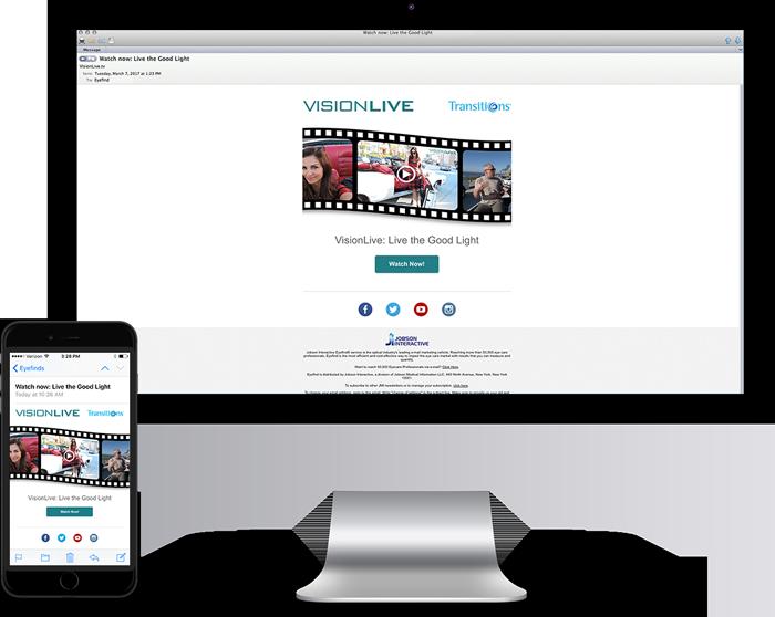 VisionLive.tv Eyefind email